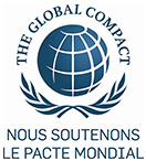 The Global Company - Nous soutenons le pacte mondial